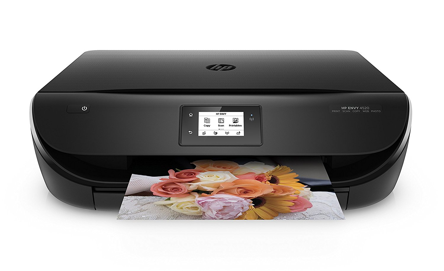 Chromebook Printing using an HP Envy 4520 inkjet printer – review